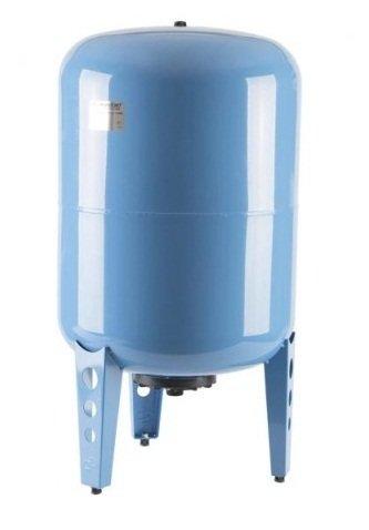 Гидроаккумулятор Джилекс 200 ВП200 литров<br>Гидроаккумулятор 200 ВП   элемент системы водоснабжения с насосом, который выполняет несколько функций. Линейка гидроаккумуляторов в вертикальном исполнении представлена моделями объемом от 14 до 750 литров, это позволяет подобрать нужную ёмкость в зависимости от типа насоса и особенностей работы системы водоснабжения. <br>Особенности оборудования 200 ВП:<br><br>Мембраны, используемые в гидроаккумуляторах, можно заменять;<br>Назначение: накапливание воды под давлением, снижение вероятности гидроударов в системе, обеспечение запаса воды;<br>Предохраняет насосное оборудование от частого включения;<br>Гидроаккумулятор рекомендован для насосов мощностью выше 1000 Вт;<br>Выбор аккумулятора для воды зависит от мощности насоса,<br>Материал мембраны   каучук специального назначения (бутилкаучук);<br>На бак можно устанавливать насос   наличие креплений;<br>2 модификации   с пластиковым и металлическим фланцем;<br>Для вертикальной установки;<br>Предназначен для работы с чистой водой.<br><br>Гидроаккумуляторы выполняют важную роль в системах водоснабжения с электрическими насосами. Насосное оборудование, используемое для подачи воды, бывает различных типов, поэтому учитывая особенности работы насосов, гидроаккумуляторы также имеют различную конструкцию. К примеру, для поверхностных насосов часто используют горизонтальные гидробаки, на которых для удобства установки предусмотрены крепления для насоса. А вот для погружного насосного оборудования требуется больший объем бака, что обуславливается частотой его включения. <br><br>Страна: Россия<br>Производитель: Россия<br>Назначение: Для холодной воды<br>Установка: Вертикальный<br>Объем бака, л: 200<br>Запас воды, л: None<br>Мембрана: Заменяемая<br>Цвет: Голубой<br>Рабочая темп., С: +1 до +35<br>Рабочее давление, бар: 2<br>Max давление, бар: 10<br>Габариты ВхШхГ, см: 840х450<br>Вес, кг: 30<br>Гарантия: 1 год