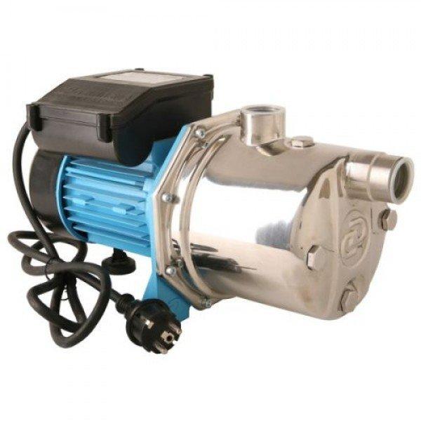 Поверхностный насос Джилекс ДЖАМБО 60/35 Н60 л/мин<br>ДЖАМБО 60/35 Н   насос центробежного типа, поверхностный, предназначается для целей организации водоснабжения в жилых домах, может использоваться для систем полива. Корпус данного насоса изготовлен из нержавеющей стали , что делает прибор высоконадежным, и позволяет использовать не только для перекачки воды, но и для других целей, например, в фонтанных установках.<br>Особенности насосного оборудования серии  ДЖАМБО  Н:<br><br>Электронасос поверхностный, тип: центробежный, самовсасывающийся;<br>Насос предназначен для перекачивания чистой воды;<br>Назначение: водоснабжение дома или для системы полива;<br>Максимальная глубина, с который возможет подъем воды 9 метров;<br>Встроенный энжектор;<br>Нет специальных требований к чистоте жидкости, а также к газам, растворенным в воде;<br>Корпус насоса изготовлен из нержавеющей стали;<br>Графито-керамические торцевые уплотнения защищают насос от утечек;<br>Надежная защита от перегрева   электродвигатель охлаждается встроенным вентилятором, стартер электродвигателя защищен термопротектором;<br>Низкий уровень шума.<br><br>Насосы представленной серии используются для поднятия воды из скважин, колодцев или других источников чистой воды, но в отличие от погружных насосов они могут устанавливаться на расстоянии от источника, например, в доме. При этом не следует бояться шума   насосное оборудование Джамбо работает с небольшим уровнем шума, к тому же имеет небольшие размеры, и может быть установлено даже в небольшом помещении.<br>Особенностью представленной модели является встроенный энжектор, благодаря которому удается добиться высокого давления на выходе при небольшой мощности всасывания. Насос данной серии предназначен для перекачивания чистой воды, все его части, контактирующие с водой, изготовлены из материалов, допустимых для контакта с пищевыми продуктами. В то же время для насоса не будет большой проблемой, если в воде содержатся газы и твердые примеси.<br>Насосное оборудов