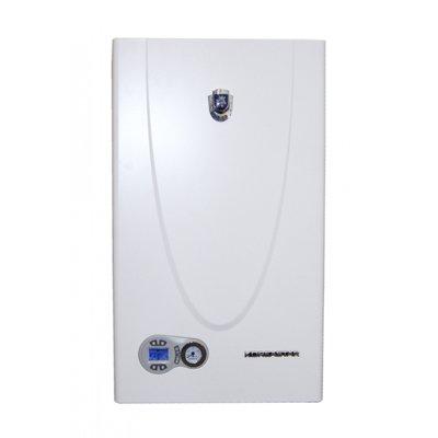 Котел Koreastar BRAVO-10 TURBO10 кВт<br>Если вы решили оборудовать свой дом или квартиру современной системой отопления, то вам стоит обратить внимание на модель настенного газового котла от торговой марки Koreastar - BRAVO-10 TURBO. Такое устройство осуществляет работу на сжиженном газе, для полноценной работы электронной системы управления и автоматики необходимо подключение к сети электричества. Помимо функции отопления, с которой прибор справляется на сто процентов, котел поможет создать ещё и систему горячего водоснабжения, что делает его универсальным устройством.<br>Главные особенности настенного газового котла отопления от компании Koreastar:<br><br>Качественное исполнение, современный внешний облик.<br>Отопление + ГВС.<br>Информативный электронный ЖК-дисплей, оборудованный подсветкой.<br>Закрытая камера сгорания.<br>Прибор оборудован двумя теплообменниками: на отопление (медный) и на ГВС (стальной).<br>Встроенный 3-х скоростной, энергосберегающий циркуляционный насос WILO, немецкого производства.<br>Система антиблокировки насоса и трехходового клапана (активируется каждые 24 часа простоя).<br>Встроенная плата управления стабильно выдерживает перепады напряжения от   30% до +15% от номинального.<br>Электронная модуляции пламени.<br>Защита от замерзания.<br>Автоматический обводной клапан  (by-pass), защищающий котел от гидроударов.<br>Предназначен для работы на газе.<br>При использовании горячей воды, во всех котлах мощностью от 10 до 24 кВт производительность ГВС обеспечивается на уровне котла мощностью 24 кВт (13,6 литров в минуту).<br><br>Настенные котлы отопления от торговой марки Koreastar   это современное оборудование, которое предназначено для обогрева помещений и обеспечения его системой горячего водоснабжения при помощи сжиженного газа. Приборы оснащены современными комплектующими, такими, как трехскоростной циркуляционный насос, который характеризуется высокой производительностью, но при этом экономит энергию, или плата управления, которая приспосо