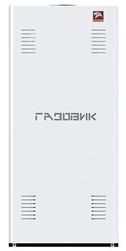 Котел Лемакс Газовик АОГВ-15.512 кВт<br>С одноконтурным котлом модели ЛЕМАКС Газовик АОГВ-15,5 система отопления, обслуживающая помещение с площадью, достигающей 155 м2, будет работать эффективно и стабильно.<br>Прибор оборудован газовой горелкой Polidoro и автоматикой Sit, изготовленными в Италии в соответствии со всеми установленными в Европе стандартами качества.<br>Стальной теплообменник со стенками, толщиной 2мм, обеспечивает оптимальное соотношение тепловой эффективности и механической прочности и надежности.<br>Особенности прибора:<br><br>Материал   высококачественная сталь толщиной 2 мм<br>Топливо   природный или сжиженный газ<br>Высокий уровень КПД<br>Теплообменник цилиндрической формы<br>Увеличенная площадь теплообмена<br>Теплообменник покрыт антикоррозийной эмалью и ингибирующим составом<br>Система защиты от перегревов, образования сажи, прерывания тяги и задувания пламени<br>Наличие датчика перегревов теплообменника<br>Турбулизатор с максимальной задержкой выходящих газов<br>Увеличен первичный и вторичный приток воздуха<br>Фасадная облицовка легко снимается<br>Съемная верхняя панель<br>Манометр на лицевой панели<br>Простота обслуживания<br>Нет необходимости в подключении к электросети<br>Привлекательный и строгий дизайн корпуса<br><br>Серия стальных газовых отопительных котлов Лемакс Газовик   надежное и удобное в управлении и уходе оборудование, которое совмещает простоту конструкции и высокую надежность материалов, комплектующих и сборки каждого из приборов.<br>Надежный газовый клапан производства итальянского концерна SIT и горелка Polidoro (Италия) гарантируют бесперебойную подачу газа, полноценное его сгорание с извлечением максимального количества тепловой энергии и полную безопасность оборудования.<br>Независимость от электросети позволяет функционировать устройству даже в случае отключения электроэнергии, что имеет особенное значение в районах, где электроснабжение нестабильно.<br>КПД котла достигает 87 % - это обусловлено увеличенной площадью те