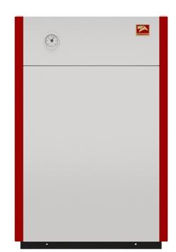 Котел Лемакс Лидер-1616 кВт<br>Газовый котел с чугунным теплообменником модели ЛЕМАКС Лидер-16 обладает высокой эффективностью и тепловой производительностью, легко накапливает тепло и даже после прекращения работы на протяжении некоторого времени продолжает отдавать его теплоносителю. Это обеспечивает более стабильную работу отопительной системы при более экономичном потреблении топлива.<br>Фасадная облицовка легко открывается и предоставляет доступ к внутренней части оборудования для контроля, ремонта или текущего обслуживания.<br>Особенности прибора:<br><br>Материал   высококачественный чугун<br>Топливо   природный или сжиженный газ<br>Высокий уровень КПД<br>Увеличенная площадь теплообмена<br>Система защиты от перегревов, образования сажи, прерывания тяги<br>Фасадная облицовка легко открывается<br>Манометр на лицевой панели<br>Простота обслуживания<br>Нет необходимости в подключении к электросети<br>Привлекательный дизайн корпуса<br><br>Модельная линия чугунных отопительных котлов Лемакс Лидер   представляет оборудование, отличающееся высокими показателями надежности, энергоэффективности и безопасности. Все приборы этого модельного ряда оснащены системой защиты от попадания внутрь помещения как газа, используемого в качестве топлива, так и отработанных газов   продуктов неполного сгорания топлива или газов, предназначенных для вывода наружу посредством дымохода.<br>Независимость от электросети позволяет функционировать устройству даже в случае отключения электроэнергии, что имеет особенное значение в районах, где электроснабжение нестабильно.<br>КПД котла достигает 91 % - это обусловлено увеличенной площадью теплообмена, что позволяет извлечь максимум тепла из сгорающего топлива и передать его теплоносителю.<br>Теплообменник из серого высококачественного чугуна производства чешской компании Viadrus отличается высокой энергоэффективностью, легко накапливает тепло и продолжает отдавать его теплоносителю в продолжении некоторого времени после прекращения работы обор