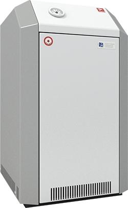 Котел Лемакс Премиум-12.512 кВт<br>Модель экономичного и энергоэффективного газового напольного котла ЛЕМАКС Премиум-12,5 рассчитана на обслуживание систем отопления, обогревающих помещения до 125 м2 площадью. Уровень КПД оборудования составляет не менее 90 % - это гарантирует высокий уровень целесообразности расхода потребляемого прибором топлива, преобразуемого в тепло и комфорт для его пользователей.<br>Прибор оснащен высокоэффективной системой защиты от сажеобразования, прерывания тяги, затухания горелки и перегревов.<br>Особенности прибора:<br><br>Материал   высококачественная сталь толщиной 2 мм<br>Топливо   природный или сжиженный газ<br>Высокий уровень КПД<br>Теплообменник цилиндрической формы<br>Увеличенная площадь теплообмена<br>Теплообменник покрыт антикоррозийной эмалью и ингибирующим составом<br>Система защиты от перегревов, образования сажи, прерывания тяги и задувания пламени<br>Наличие датчика перегревов теплообменника<br>Турбулизатор с максимальной задержкой выходящих газов<br>Увеличен первичный и вторичный приток воздуха<br>Фасадная облицовка легко снимается<br>Съемная верхняя панель<br>Манометр на лицевой панели<br>Простота обслуживания<br>Нет необходимости в подключении к электросети<br>Привлекательный и строгий дизайн корпуса<br><br>Напольные газовые котлы модельного ряда Лемакс Премиум   экономичное и экологичное решение для обеспечения отопления в жилых или нежилых помещениях с индивидуальной отопительной системой. Большая линейка мощностей позволяет подобрать модель, наиболее подходящую для каждого конкретного здания.<br>Независимость от электросети позволяет функционировать устройству даже в случае отключения электроэнергии, что имеет особенное значение в районах, где электроснабжение нестабильно.<br>КПД котла достигает 90 % - это обусловлено увеличенной площадью теплообмена и использованием усовершенствованного турбулизатора, увеличивающего задержку выходящих газов. Таким образом, прибор извлекает максимум тепла из сгорающего топлива и пере