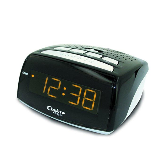 Часы без проекции Спектр СК 0720 Ч-ОЧасы без проекции<br>Кварцевые цифровые часы-будильник Спектр СК 0720 Ч-О   это лаконичное дизайнерское решение, надежное исполнение из качественного материала, высокоточный часовой механизм и визуально-понятное отображение времени в 24-х часовом формате. Данная модель делает жизнь современного человека намного организованнее и комфортнее, с помощью этих часов вы всегда будете в курсе времени и не опоздаете на встречу.<br>Основные достоинства рассматриваемой модели настольных часов от компании Спектр:<br><br>Кварцевый механизм высокой точности.<br>Будильник.<br>Автоматическое повторение сигнала будильника (snooze). Если включена функция повтора сигнала будильника, то будильник снова сработает примерно через 8 - 9 минут после отключения. Можно отключить эту функцию.<br>Регулировка яркости индикации. С помощью переключателя можно отрегулировать яркость отображения времени. Положение + - более яркое, положение - - стандартная яркость свечения.<br>Формат времени 24 ч.<br>Питание от сети.<br>Цвет корпуса под дерево с серебристыми вставками.<br>Цвет индикации - зеленый.<br><br>Настольные часы от торговой марки Спектр   это огромная линейка всевозможных современных моделей с различным дизайнерским решением и функционалом, которые могут заинтересовать самую разную аудиторию. Модели от данного производителя отличаются высоким качеством сборки, компактными размерными характеристиками, простой и современностью. <br><br>Страна: Россия<br>Питание, В: Сеть/Бат.<br>Тип батарейки: КРОНА<br>Колво батареек: 1<br>Адаптер к 220В: Есть<br>С будильником: Да<br>Радиодатчик: Нет<br>С метеостанцией: Нет<br>В помещении t, С: Нет<br>За окном t, С: Нет<br>Влажность в помещении: Нет<br>Влажность за окном: Нет<br>Давление: Нет<br>Прогноз погоды: Нет<br>Габариты, мм: 110х100х50<br>Вес, кг: 1<br>Гарантия: 1 год<br>Ширина мм: 100<br>Высота мм: 110<br>Глубина мм: 50