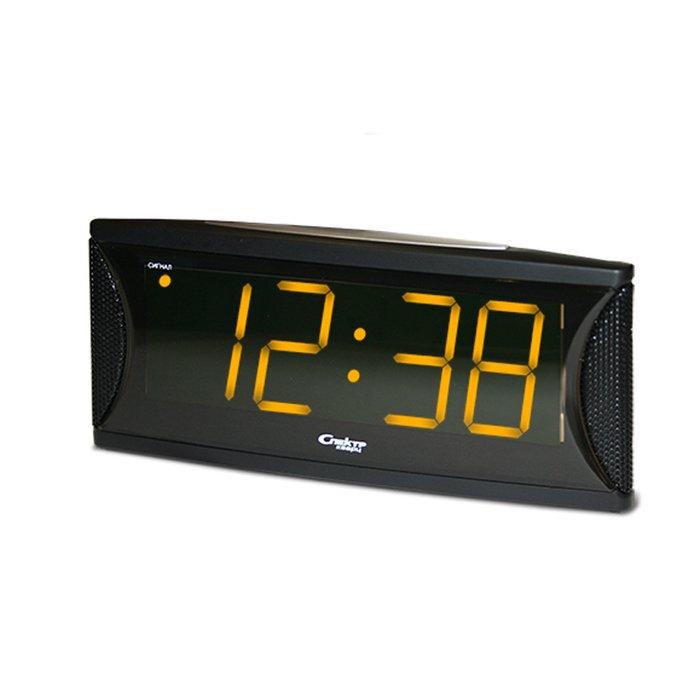 Часы без проекции Спектр СК 1810 Т(Х)-ОЧасы без проекции<br>Спектр СК 1810 Т(Х)-О   это настольная модель электронных часов, которые имеют привлекательный дизайн и будут лаконично смотреться в любом интерьере на любом прикроватном столике или тумбочке. Представленное изделие было разработано достойным производителем, который заботится о комфорте своих потребителей и создает огромное множество качественных часов с интересными решениями.<br>Основные достоинства рассматриваемой модели настольных часов от компании Спектр:<br><br>Кварцевый механизм высокой точности.<br>Будильник.<br>Автоматическое повторение сигнала будильника (snooze). Если включена функция повтора сигнала будильника, то будильник снова сработает примерно через 8 - 9 минут после отключения. Можно отключить эту функцию.<br>Возможность регулировки громкости звука.<br>Формат времени 24 ч.<br>Питание от сети или от 3x батареек ААA.<br><br>Настольные часы от торговой марки Спектр   это огромная линейка всевозможных современных моделей с различным дизайнерским решением и функционалом, которые могут заинтересовать самую разную аудиторию. Модели от данного производителя отличаются высоким качеством сборки, компактными размерными характеристиками, простой и современностью. <br><br>Страна: Россия<br>Питание, В: Сеть/Бат.<br>Тип батарейки: AAA<br>Колво батареек: 3<br>Адаптер к 220В: Есть<br>С будильником: Да<br>Радиодатчик: Нет<br>С метеостанцией: Нет<br>В помещении t, С: Нет<br>За окном t, С: Нет<br>Влажность в помещении: Нет<br>Влажность за окном: Нет<br>Давление: Нет<br>Прогноз погоды: Нет<br>Габариты, мм: 205x65x85<br>Вес, кг: 1<br>Гарантия: 1 год<br>Ширина мм: 65<br>Высота мм: 205<br>Глубина мм: 85