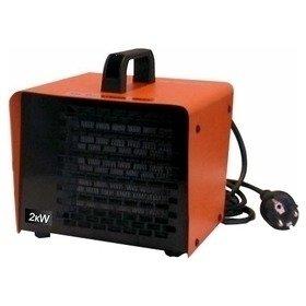 Керамический тепловентилятор Тепломаш КЭВ-2С51EБытовые<br>Тепломаш КЭВ-2С51E TV представляет собой современную модель тепловентилятора, разработанную известной отечественной компанией. Агрегат предназначен для обогрева помещения, с чем справляется весьма успешно. Его компактные размеры позволяют с удобством размещать тепловентилятор в любом месте. Простое управление даст возможность регулировать температуру обогрева.<br>Преимущества тепловентиляторов КЭВ Тепломаш:<br><br>Диапазон температуры нагрева воздуха: +5 - +40 оС;<br>Диапазон рабочей температуры воздуха окружающей среды: -40 - +40 оС;<br>Позволяет быстро достичь требуемой температуры воздуха в помещении;<br>Возможность регулировать мощность прибора и температуру нагреваемого воздуха;<br>Три режима мощности: 1 и 2 кВт;<br>Возможность использования в качестве вентилятора (отключение нагревательного элемента);<br>Наличие встроенной защиты от перегрева;<br>Малошумный двигатель;<br>Осевой вентилятор с алюминиевыми или стальными крыльчатками с полимерным покрытием;<br>Нагревательный элемент из нержавеющей стали;<br>Не пережигает кислород;<br>Корпус из листовой стали с антикоррозийным покрытием из высококачественного полимера;<br>На 90% состоит из высококачественных материалов и комплектующих европейского происхождения;<br>Наличие защитной решетки на передней панели прибора;<br>Небольшой вес и компактные размеры;<br>Современный дизайн.<br><br>Компания Тепломаш разработала семейство тепловентиляторов КЭВ, которые характеризуются оптимальными техническими параметрами. Сочетающимися с демократичной ценой. Эти небольшие но функциональные агрегаты будут уместны для решения самых различных задач: простого дополнительного обогрева комнаты; просушки стен или потолков при ремонтных работах; вентилирование помещения; очистка гаражей или ангаров от пыли и т.д. Производитель гарантирует надежность своего оборудования.  <br><br>Страна: Россия<br>Мощность, кВт: 2,0<br>Площадь, м?: 20<br>Тип нагревательного элемента: Трубчатый<br>