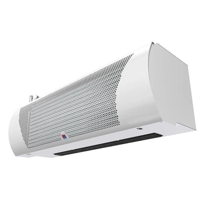 Электрическая тепловая завеса Тепломаш КЭВ-9П2011Е9 кВт<br>Модель Тепломаш КЭВ-9П2011Е представляет собой современную воздушную завесу электрического типа, исполненную в прочном корпусе из качественных и надежных материалов. Применение на объектах такого высокотехнологичного устройства обеспечивает постоянный комфортный климат на всей обслуживаемой территории, а также защищает от скопления пыли и попадания неприятных запахов с улицы.<br>Основные преимущества рассматриваемой модели электрической воздушной завесы от торговой марки Тепломаш:<br><br>Эксклюзивный стильный внешний облик.<br>Работа в режимах воздушного барьера, обогрева и вентиляции помещения.<br>Нагревательные керамические РТС элементы.<br>Корпус прибора изготовлен из оцинкованной стали высокого качества с защитным полимерным покрытием белого цвета.<br>Встроенные центробежные вентиляторы формируют равномерный мощный воздушный поток.<br>Завеса оборудована качественным высокоточным термостатом.<br>Удобство монтажа   крепеж расположен на корпусе оборудования.<br>Высокая степень защиты по электрической части.<br>Благодаря специальной конструкции вентиляционных узлов и двойным стенкам корпуса максимально снижен уровень шума.<br>Класс защиты IP 21.<br>Установка осуществляется в дверные или оконные проемы.<br><br>Серия воздушных завес  Комфорт  разработана для применения в промышленной или коммерческой сфере. Это могут быть офисные или торговые помещения, а также различные склады продукции на производствах. Все модели семейства отличаются простотой в монтаже и его универсальностью    установку можно осуществлять, как горизонтально, так и вертикально вдоль дверного проема с любой из его сторон. Кроме того, семейство  Комфорт , благодаря уникальной конструкции сопловой части, отличается максимально сниженными характеристиками звукового давления.  <br> <br> <br> <br> <br> <br> <br> <br> <br> <br> <br><br>Страна: Россия<br>Тип: Электрическая<br>Расход воздуха, мsup3;/ч: 1100<br>Max высота, м: 2,5<br>Мощность, кВт: 9