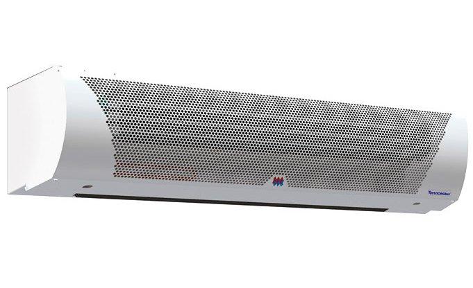 Электрическая тепловая завеса Тепломаш КЭВ-9П3011Е9 кВт<br>Для воздушной завесы Тепломаш КЭВ-9П3011Е предусмотрена установка в вертикальном или горизонтальном положении в открытых проемах   в дверях или воротах. Подключить к основному пульту управления можно два устройства одновременно. Завеса служит отличной климатической техникой, которая сдерживает попадание с улицы холода   это экономит значительные электрические ресурсы.<br>Особенности и преимущества воздушных завес Тепломаш серии Комфорт:<br><br>Современный и эргономичный дизайн впишется практически в любой интерьер;<br>Корпус завесы изготовлен из оцинкованной стали высокого качества с полимерным напылением с антикоррозийными свойствами;<br>Встроенный теплообменник (ТЭН) позволяет использовать завесу в качестве дополнительного обогрева и повышения комфорта в зоне входной двери;<br>Мощная защита от перегрева делает прибор безопасным и надежным;<br>Выносной пульт управления в комплекте с возможностью управления группой до шести завес;<br>Возможен как горизонтальный монтаж завесы сверху проема, так и вертикальный сбоку от него;<br>Низкий уровень шума прибора;<br>Наличие сертификатов соответствия Ростехнадзора на всю выпускаемую продукцию;<br>Три режима нагрева: без нагрева (режим вентилятора), 50%, 100%;<br>Термостат;<br>Три режима расхода воздуха (3 частоты вращения электродвигателя).<br><br>Воздушные завесы серии Комфорт от компании Тепломаш успешно справляются с задачей создания барьера между двумя климатическими зонами. Одна из главных отличительных черт линейки   это сопло уникальной конструкции, которая обеспечивает равномерный поток воздуха с минимальными шумовыми параметрами. Монтироваться завесы серии Комфорт могут и в горизонтальной плоскости, и в вертикальном положении. Завесы Тепломаш в интернет-магазине mircli.ru имеют официальную гарантию и необходимые сертификаты соответствия. Модельный ряд представлен завеса с функцией обогрева (электрического или водяного), а также без нее.<br><br>Страна: Россия<
