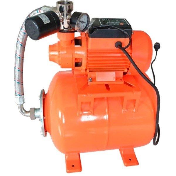 Насосная станция Вихрь АСВ-370/20ЧПоверхностные станции<br>Модель Вихрь АСВ-370/20Ч представляет собой современную автоматическую насосную станцию поверхностного типа, используемую для эффективного перекачивания воды для различных бытовых нужд. Рассматриваемое насосное оборудование станет незаменимым помощником на даче и поможет организовать комфортную и эффективную систему орошения в саду или в огороде.<br>Особенности и преимущества насосов Вихрь представленной серии:<br><br>Чугунный корпус;<br>Подъем воды на высоту до 30 м;<br>Автоматическое поддержание давления в системе;<br>Допустимая концентрация твердых частиц в перекачиваемой в воде - 150 г/м3.<br><br>Насосные станции Вихрь используются для грамотной и недорогой организации водоснабжения на объектах различного типа и позволяют провести воду в дома, а также наладить систему поливки садов и огородом. Крепкое и надежное исполнение моделей обеспечивает их долговечность и защищенность от разнообразных внешних воздействий. Бесшумная эксплуатация – одно из преимуществ данного оборудования.<br><br>Страна: Россия<br>Производитель: Китай<br>Производ. л/мин: 45<br>Объем бака, л: 20<br>Мощность, Вт: 370<br>Напряжение сети, В: 220 В<br>Max напор, м: 30<br>Рабочая глубина, м: 9<br>Max темп. жидкости, С: 50<br>диаметр подсоединения, дюйм: 1<br>Класс защиты: IP54<br>Качество воды: Чистая<br>Материал бака: Металл<br>Материал насоса: Чугун<br>Защита от сухого хода: Нет<br>Наличие ежектора: Есть<br>Установка насоса: Горизонтальная<br>Габариты ВхШхГ, см: None<br>Вес, кг: None<br>Гарантия: 1 год