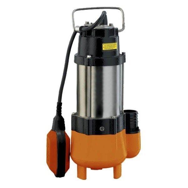 Фекальный насос Вихрь ФН-250Фекальные насосы<br>Вихрь ФН-250 &amp;ndash; это фекальный насос погружного типа с предустановленной современной автоматикой и долговечным бесшумным двигателем. Конструкция модели предполагает вертикальный монтаж; перекачиваемая жидкость может быть загрязнена, но не должна содержать твердых предметов. Представленный насос эффективно используется в домах или на дачных участках.<br>Особенности и преимущества насосов Вихрь представленной серии:<br><br>Ток питающей сети: однофазный переменный;<br>Частота: 50 Гц;<br>Тип электродвигателя: асинхронный, однофазный с короткозамкнутым ротором;<br>Прибор оснащен поплавковым выключателем, который отрегулирован на определенный уровень включения и отключения насоса;<br>Насос не требует консервации;<br>Во время эксплуатации насос не требует никакого обслуживания;<br>Максимальное количество включений, час-1: 20;<br>Нож (лезвие): есть;<br>Камера теплообмена обеспечивает охлаждение насоса;<br>От перегрузки изделие защищает термопротектор, отключение происходит автоматически;<br>Для исключения образования воздушных пробок в рабочей полости насоса имеется клапан.<br><br>Фекальные насосы Вихрь &amp;ndash; эффективное бытовое оборудование, предназначенное для отвода грязной жидкости без крупных твердых примесей в канализацию. Представленные в серии передовые модели позволят без труда организовать ванную комнату в любом комфортном месте и помогут создать комфортные современные условия для жизни вдали от центральной канализации.<br><br>Страна: Россия<br>Производитель: Китай<br>Качество воды: Грязная<br>Производительность, л/мин: 150<br>Max напор, м: 7,5<br>диаметр пропускаемых частиц, мм: 27<br>Max глубина погружения, м: None<br>Мощность, Вт: 250<br>Напряжение сети, В: 220 В<br>Длина кабеля, м: 10<br>Защита от сухого хода: Да<br>Материал корпуса: Чугун<br>диаметр подсоединения, дюйм: 1 1/4<br>Max темп. жидкости, С: 35<br>Класс защиты: IP68<br>Габариты ВхШхГ, см: 44.5х17х21.5<br>Вес, кг: 11<br>Гарантия: 1 год<br>