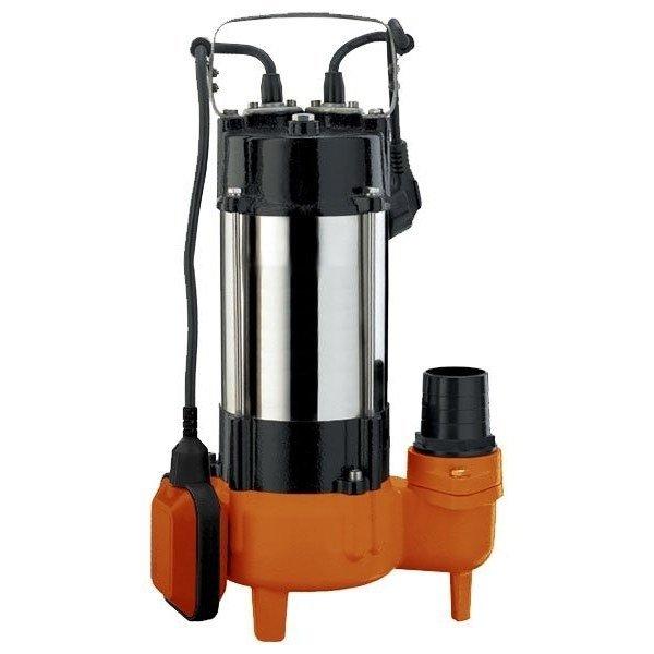 Фекальный насос Вихрь ФН-750300 л/мин<br>Бытовой фекальный насос Вихрь ФН-750 способен эффективно применяться в сельском хозяйстве, на стройке, а также в канализационных системах на участках жилого типа. Производитель гарантирует долговечность рассматриваемого оборудования, для изготовления которого были использованы современные высококачественные материалы. Модель создана для вертикального монтажа.<br>Особенности и преимущества насосов Вихрь представленной серии:<br><br>Ток питающей сети: однофазный переменный;<br>Частота: 50 Гц;<br>Тип электродвигателя: асинхронный, однофазный с короткозамкнутым ротором;<br>Прибор оснащен поплавковым выключателем, который отрегулирован на определенный уровень включения и отключения насоса;<br>Насос не требует консервации;<br>Во время эксплуатации насос не требует никакого обслуживания;<br>Максимальное количество включений, час-1: 20;<br>Нож (лезвие): есть;<br>Камера теплообмена обеспечивает охлаждение насоса;<br>От перегрузки изделие защищает термопротектор, отключение происходит автоматически;<br>Для исключения образования воздушных пробок в рабочей полости насоса имеется клапан.<br><br>Фекальные насосы Вихрь   эффективное бытовое оборудование, предназначенное для отвода грязной жидкости без крупных твердых примесей в канализацию. Представленные в серии передовые модели позволят без труда организовать ванную комнату в любом комфортном месте и помогут создать комфортные современные условия для жизни вдали от центральной канализации.<br><br>Страна: Россия<br>Производитель: Китай<br>Качество воды: Грязная<br>Производ. л/мин: 300<br>Max напор, м: 13<br>диаметр пропускаемых частиц, мм: 42<br>Max глубина погружения, м: None<br>Мощность, Вт: 750<br>Напряжение сети, В: 220 В<br>Длина кабеля, м: None<br>Реле сух. хода: Да<br>Материал корпуса: Чугун<br>Min. диаметр выхода, : 1 1/4<br>Max темп. жидкости, С: 35<br>Класс защиты: IP68<br>Габариты ВхШхГ, см: 55.6x17x22.5<br>Вес, кг: 18<br>Гарантия: 1 год<br>Ширина мм: 170<br>Высота мм: 556<br>Г