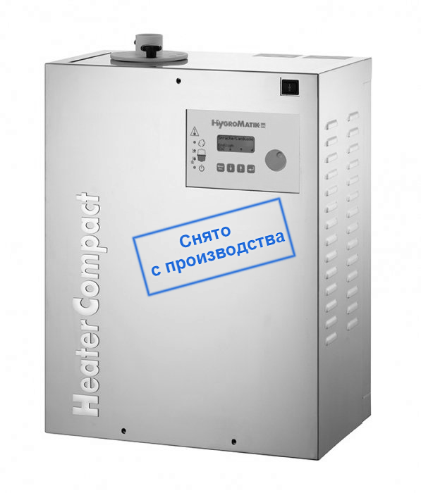 Купить HygroMatik HC18 Comfort Plus 380V в интернет магазине. Цены, фото, описания, характеристики, отзывы, обзоры