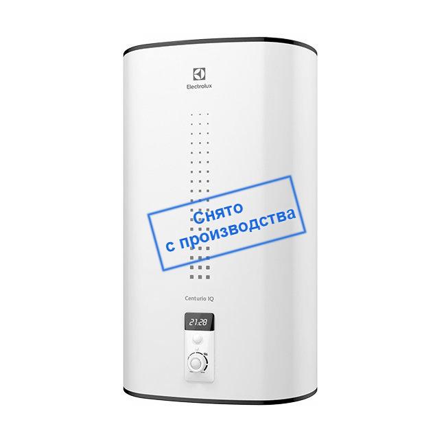 Купить Electrolux EWH-80 Centurio IQ в интернет магазине. Цены, фото, описания, характеристики, отзывы, обзоры
