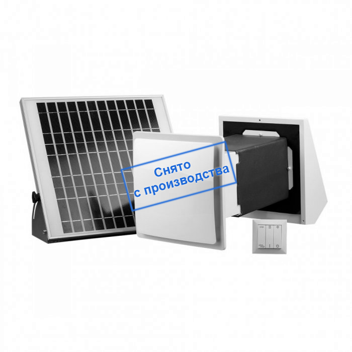 Купить Vents TwinFresh Solar SA-60 Pro в интернет магазине. Цены, фото, описания, характеристики, отзывы, обзоры