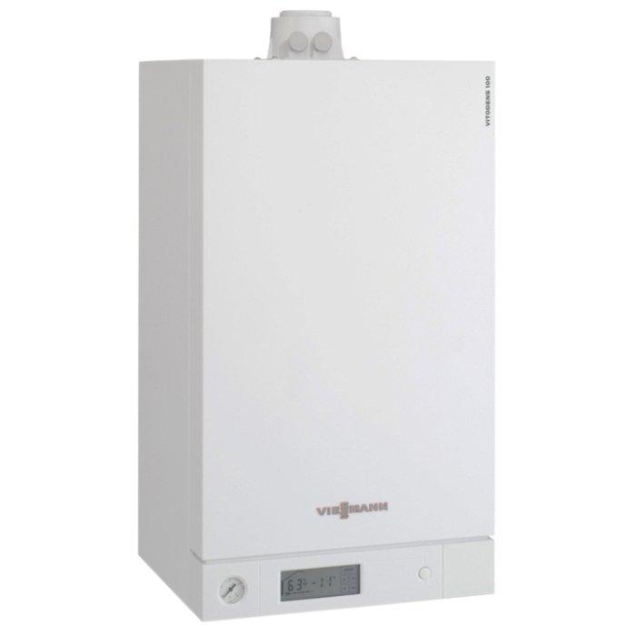 Серия Vitodens 100-W - Газовые конденсационные котлы Viessmann