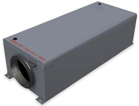 Приточная вентиляционная установка Salda