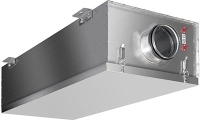 Приточная вентиляционная установка Shuft.