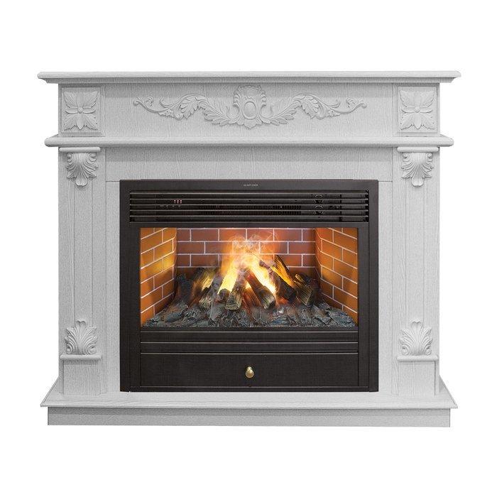 Купить Real-Flame Philadelphia 26 WT с очагом 3D Novara уцененный в интернет магазине. Цены, фото, описания, характеристики, отзывы, обзоры