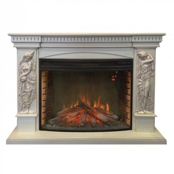 Купить Real-Flame Diva WT с очагом Firespace 33 S IR уцененный в интернет магазине. Цены, фото, описания, характеристики, отзывы, обзоры
