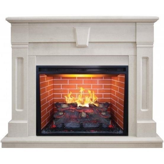 Купить Real-Flame Kellie 25,5/26 WT с очагом 3D Leeds 26 уцененный в интернет магазине. Цены, фото, описания, характеристики, отзывы, обзоры