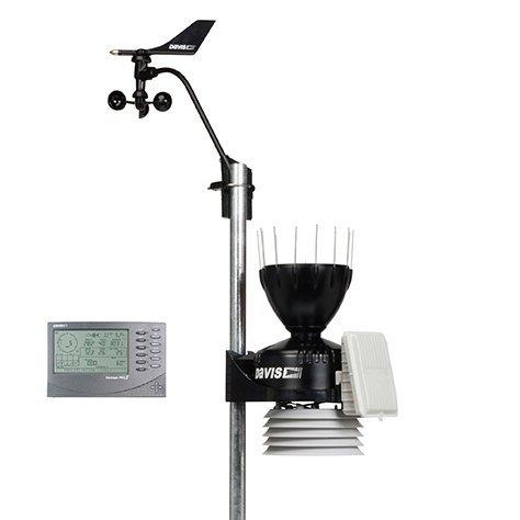 Купить Davis Instruments Vantage Pro2 6152CEU уцененный в интернет магазине. Цены, фото, описания, характеристики, отзывы, обзоры