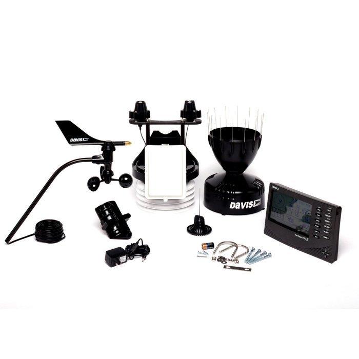 Купить Davis Instruments Vantage Pro2 6162CEU уцененный в интернет магазине. Цены, фото, описания, характеристики, отзывы, обзоры