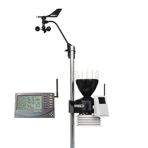 Купить Davis Instruments Vantage Pro2 6152EU уцененный в интернет магазине. Цены, фото, описания, характеристики, отзывы, обзоры