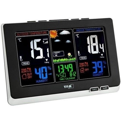 Купить TFA 35.1129.01 уцененный в интернет магазине. Цены, фото, описания, характеристики, отзывы, обзоры