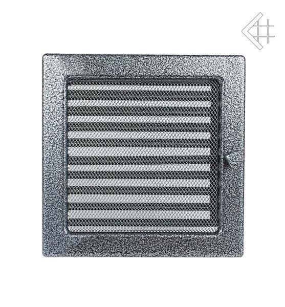 Купить Kratki 22х22 черная/хром пористая с жалюзи 22CSX в интернет магазине. Цены, фото, описания, характеристики, отзывы, обзоры