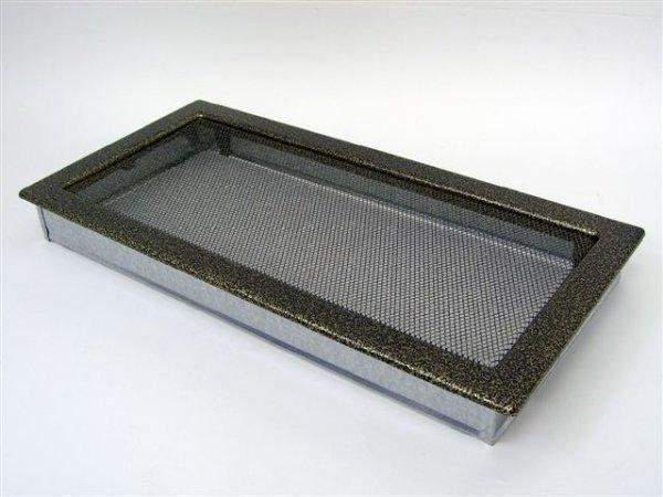 Купить Kratki 22х45 черная/латунь пористая 22/45CZ в интернет магазине. Цены, фото, описания, характеристики, отзывы, обзоры