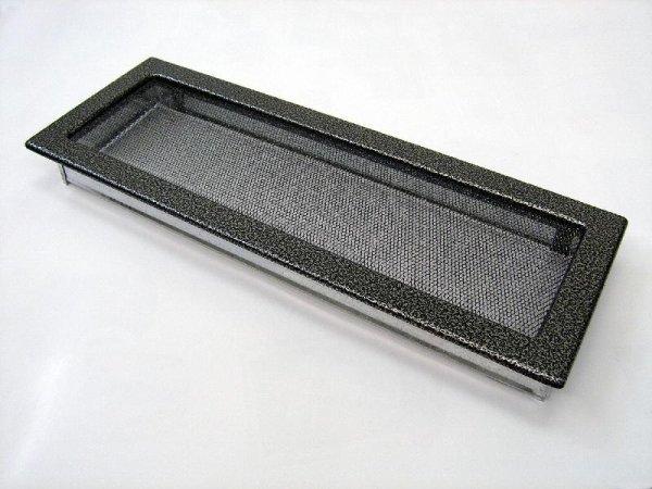 Купить Kratki 17х49 черная/хром пористая 49CS в интернет магазине. Цены, фото, описания, характеристики, отзывы, обзоры