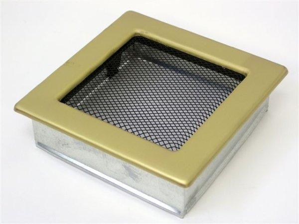 Купить Kratki 17х17 гальваника под золото 17ZG в интернет магазине. Цены, фото, описания, характеристики, отзывы, обзоры