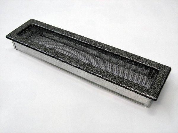 Купить Kratki 11х42 черная/хром пористая 42CS в интернет магазине. Цены, фото, описания, характеристики, отзывы, обзоры