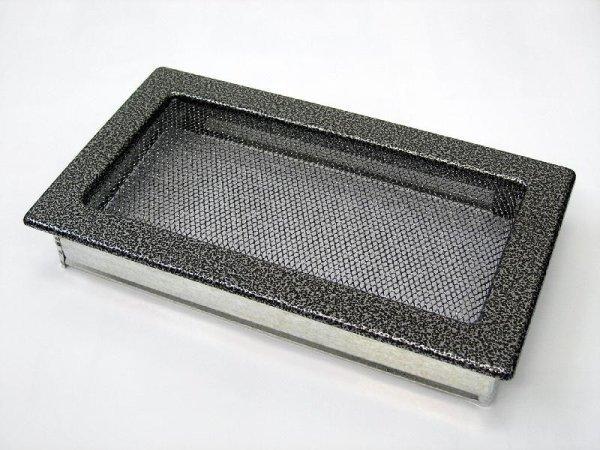 Купить Kratki 17х30 черная/хром пористая 30CS в интернет магазине. Цены, фото, описания, характеристики, отзывы, обзоры