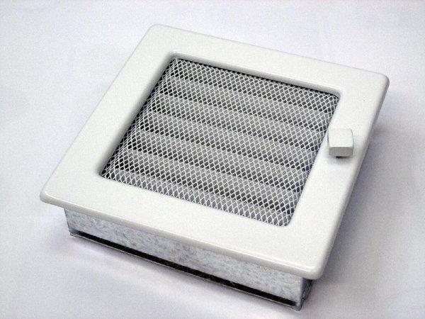 Купить Kratki 17х17 белая с жалюзи 17BX в интернет магазине. Цены, фото, описания, характеристики, отзывы, обзоры