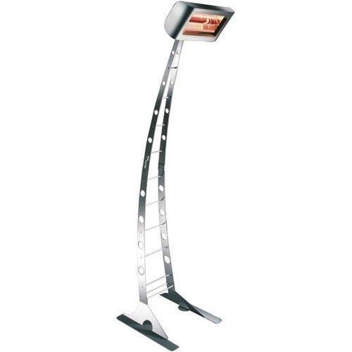 Купить Инфракрасный обогреватель 2 кВт Heliosa 995 IPX5/2000W/BLK в интернет магазине климатического оборудования