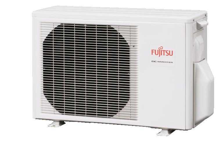 Купить Внешний блок мульти сплит-системы на 2 комнаты Fujitsu AOYG18LAC2 в интернет магазине климатического оборудования