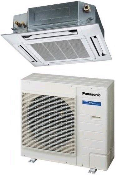 Купить Кассетный кондиционер Panasonic CS-F34DB4E5 / U-B34DBE5 в интернет магазине климатического оборудования
