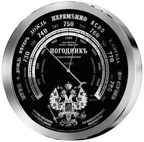 Купить Барометр настенный Rst 07867 в интернет магазине климатического оборудования