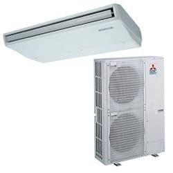 Купить Напольно-потолочный кондиционер Mitsubishi Electric PCA-RP125 KAQ / PUH-P125YHA в интернет магазине климатического оборудования