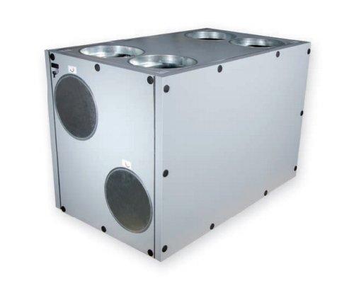 Купить Приточно-вытяжная вентиляционная установка 750 м3/ч 2vv HR85-070EC-RS-UXXX-55RP1 в интернет магазине климатического оборудования