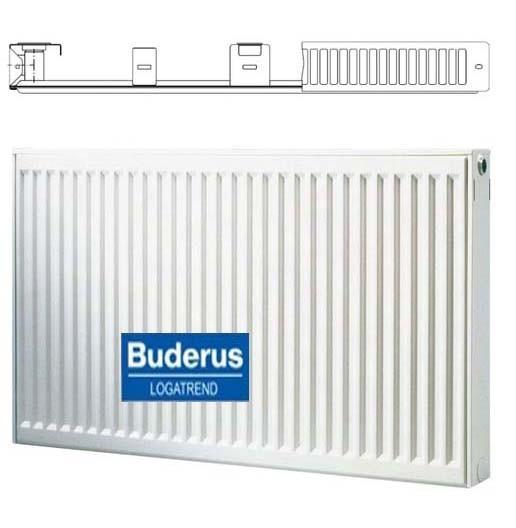 Стальной панельный радиатор Тип 10 Buderus Радиатор K-Profil 10/600/1400 (24) (C) фото