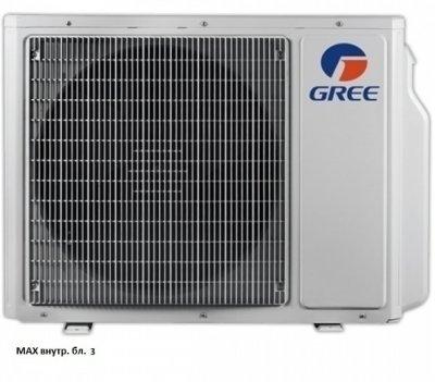 Купить Внешний блок мульти сплит-системы на 3 комнаты Gree GWHD 24 NK3EO в интернет магазине климатического оборудования