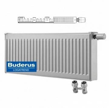 Стальной панельный радиатор Тип 11 Buderus Радиатор VK-Profil 11/500/1600, re (24) (B) фото