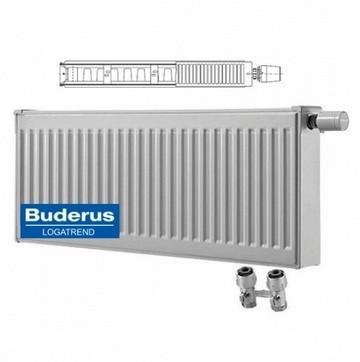 Стальной панельный радиатор Тип 21 Buderus Радиатор VK-Profil 21/500/500 (48) (A) фото