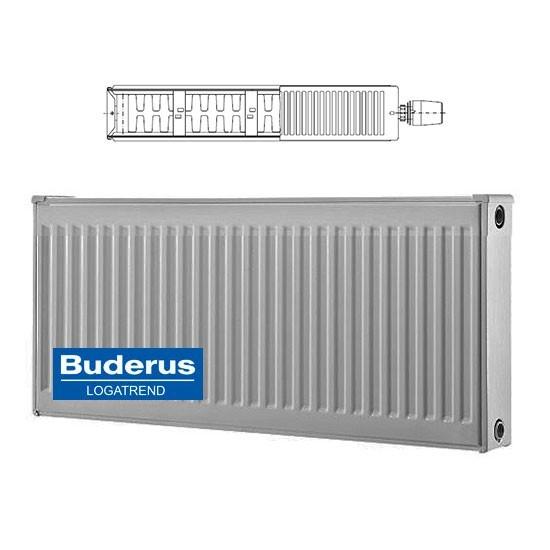 Стальной панельный радиатор Тип 22 Buderus Buderus Радиатор K-Profil 22/300/400 (48) (A)