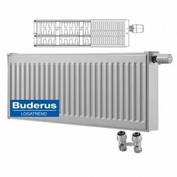 Стальной панельный радиатор Тип 33 Buderus Buderus Радиатор VK-Profil 33/500/1800, re (12) (C)