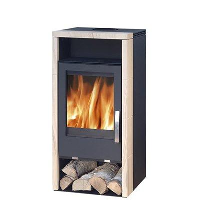 Готовый дровяной комплект ABX
