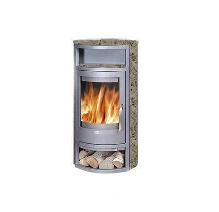 Купить Облицовка для дровяных каминов ABX Polar 6 GrGld с верхней плитой в интернет магазине климатического оборудования