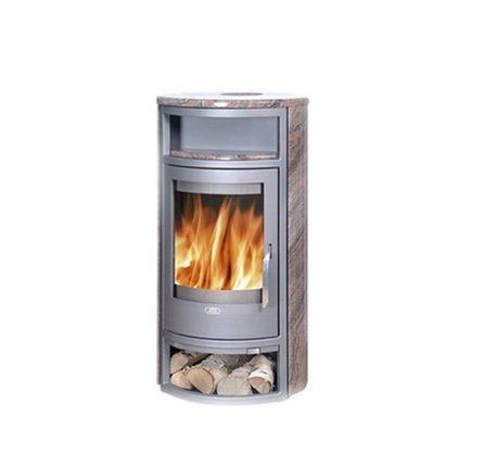 Купить Облицовка для дровяных каминов ABX Polar 8 GrPar с верхней плитой в интернет магазине климатического оборудования