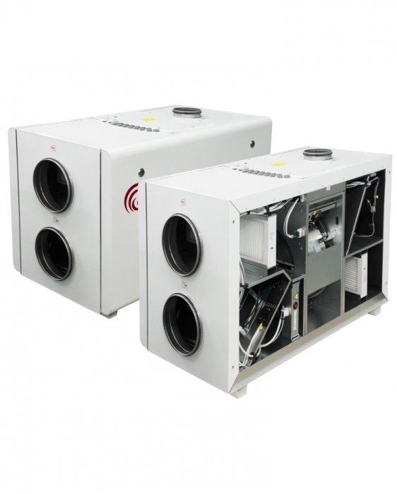 Приточно-вытяжная установка Salda RIRS 400 HE EKO 3.0 фото